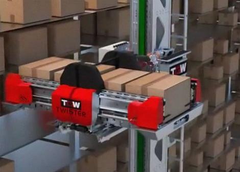 Manipulador TWISTER Miniload