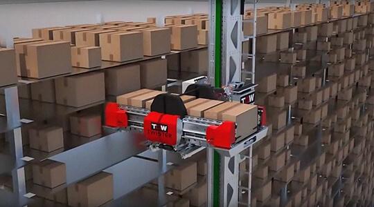 Almacenamiento de carga