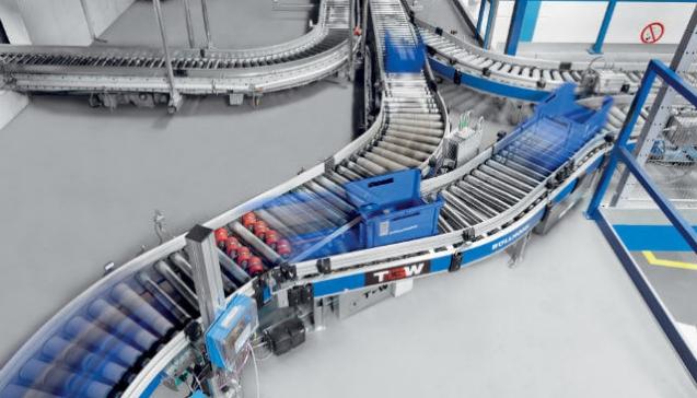 Conveyors para Caixas