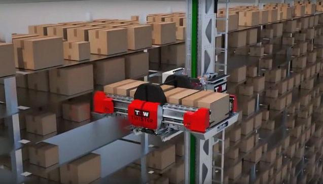 Manipuladores Mini-Load VRC