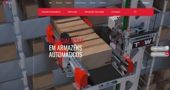 Nova pagina web VRC