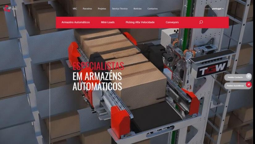 Nueva pagina web VRC