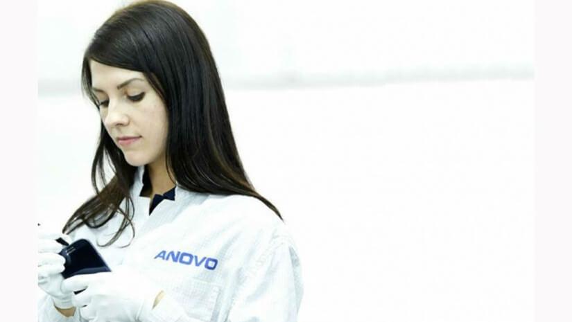 Anovo Andes adquire 4 armazéns automáticos à